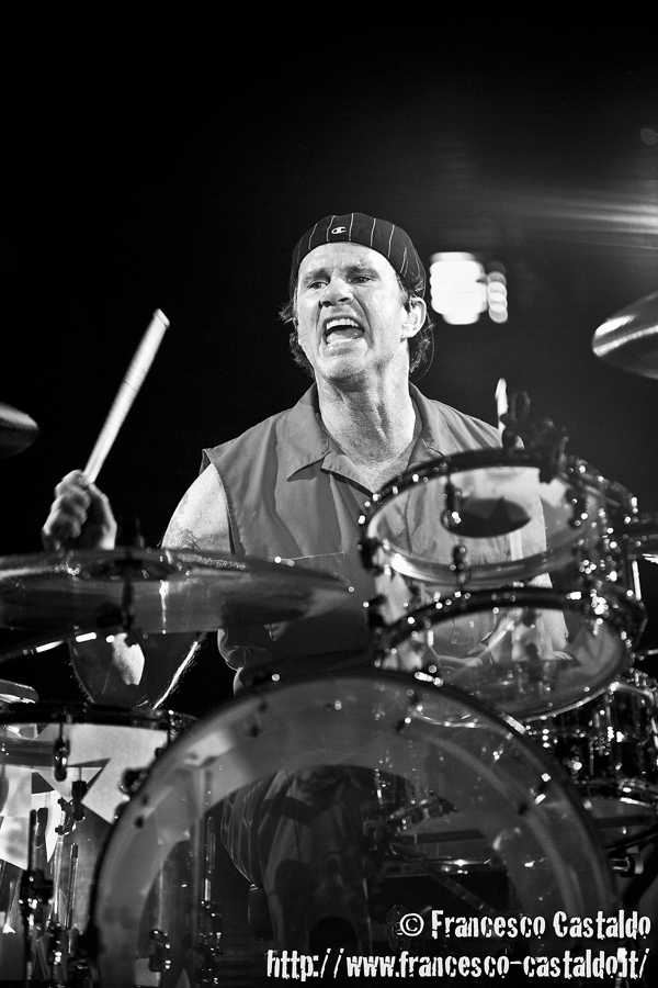 Chad Smith – Red Hot Chili Peppers