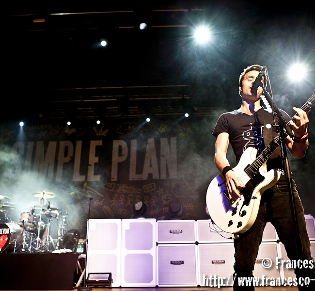 Simple Plan – Alcatraz – Milan