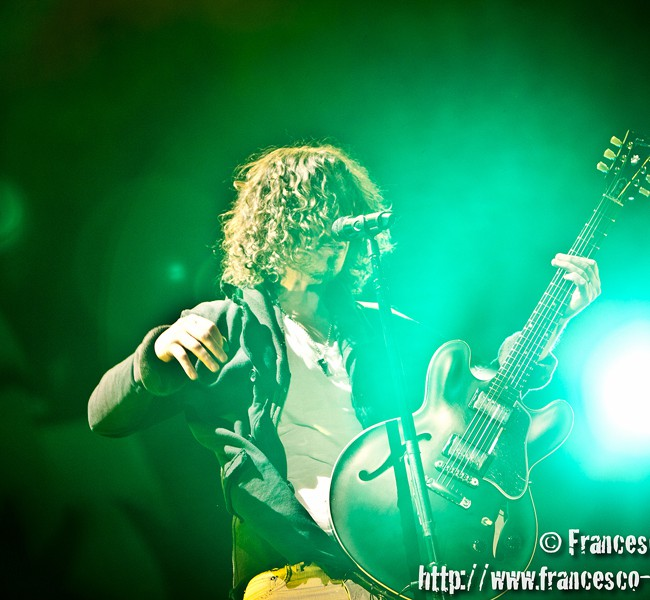 Soundgarden – Fiera Milano Live – Rho