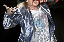 Axl Rose – Guns N' Roses